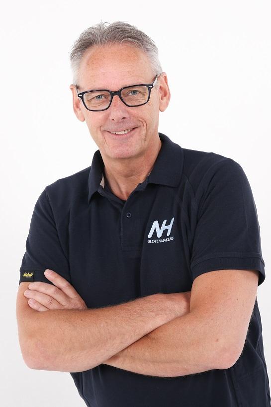 Paul Ruijgrok | Slotenmaker | NH Slotenmakers